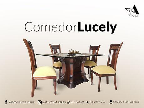 Comedor Lucely