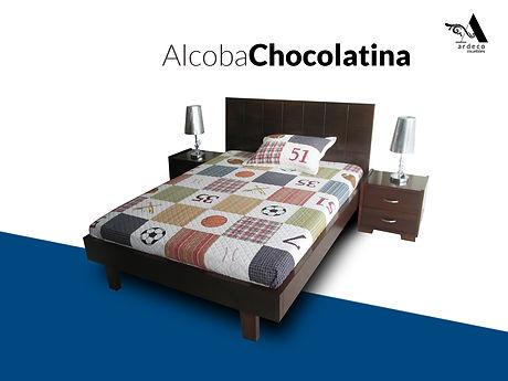 Alcoba Chocolatina Infantil