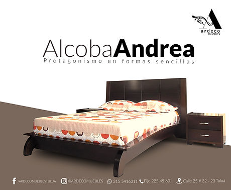Alcoba Andrea
