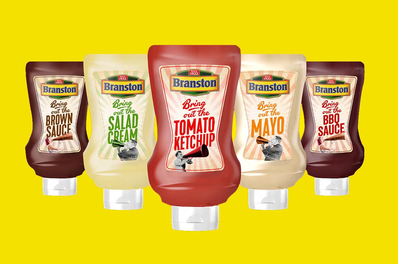 Branston Sauces