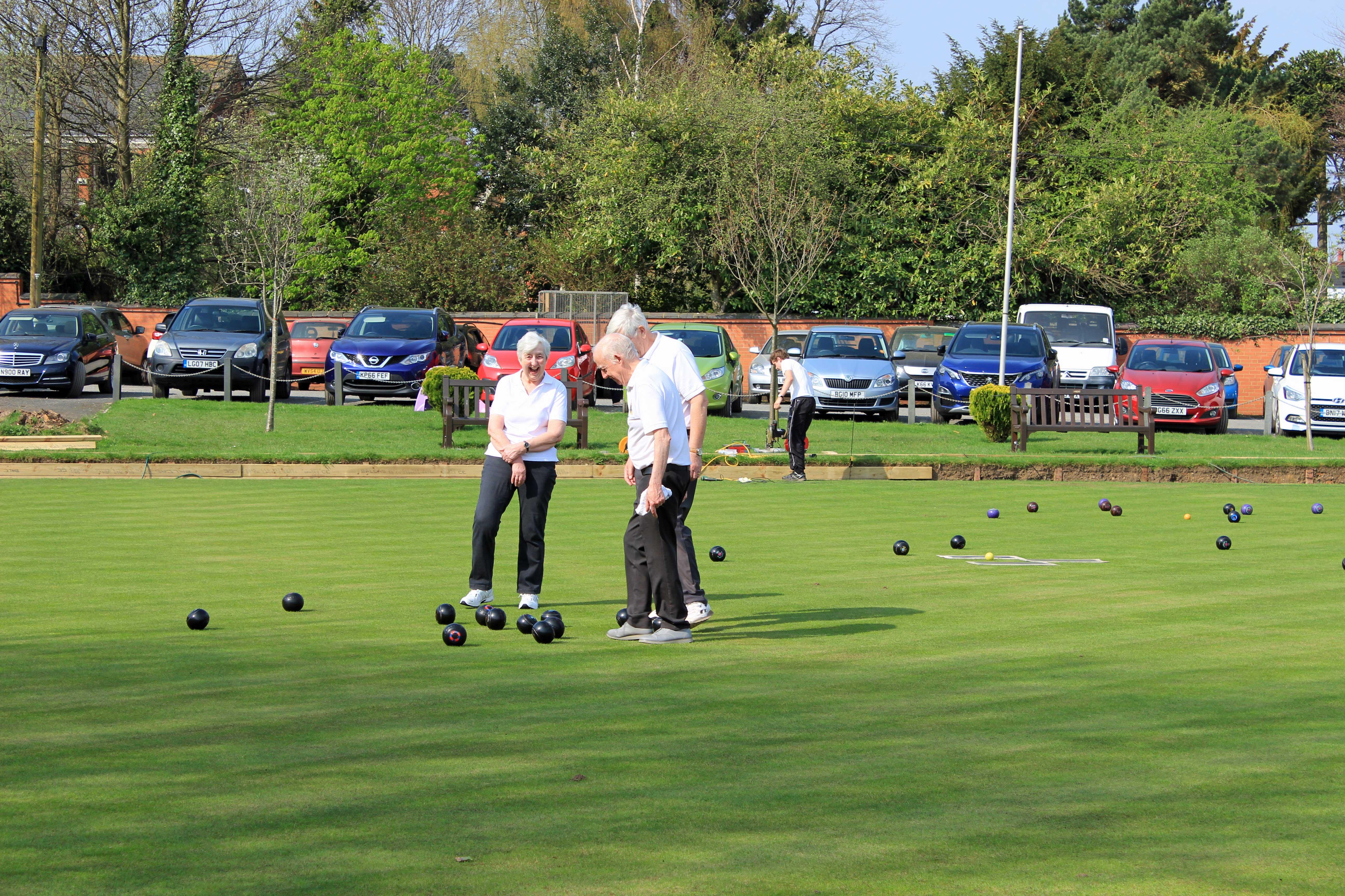 Kings Heath Bowls Open Day3