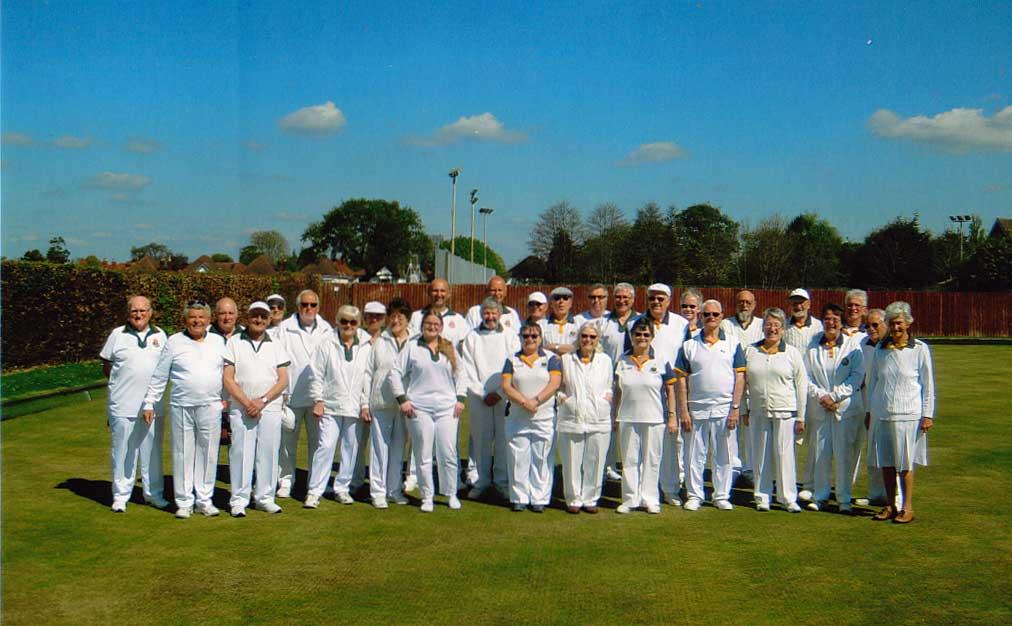 Kings Heath Bowls Club Members