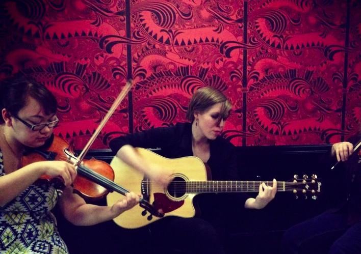 Megan Johns & MoonWish