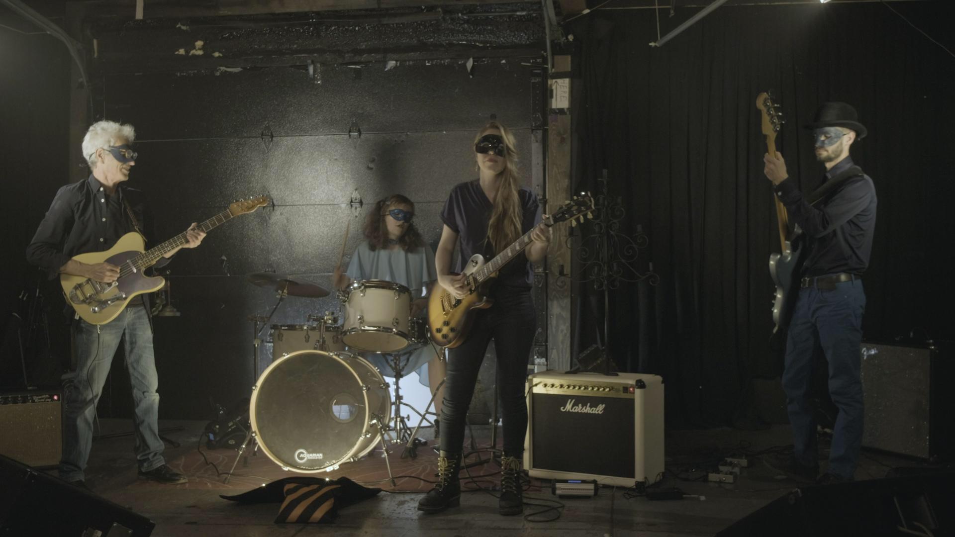 Megan Johns Band Video Still
