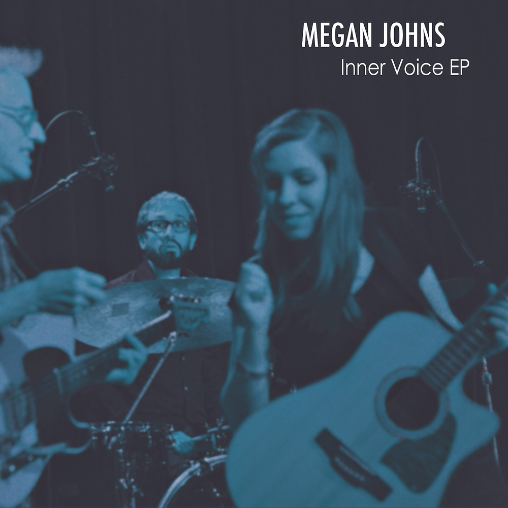 Megan Johns Inner Voice EP Cover
