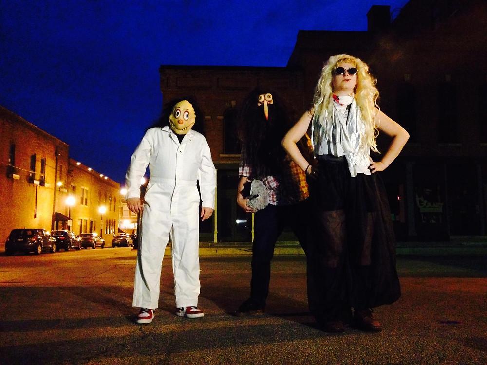 MoonWish Gemini Music Video Shoot
