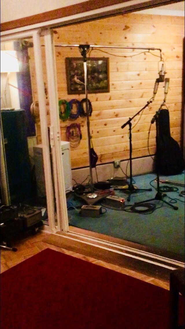 3 Microphones at Gungho Studio