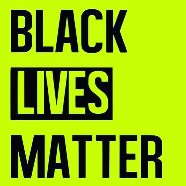 Black Lives Matter Sign_Green