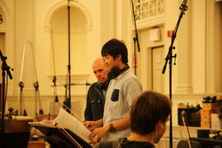 """Regrets"" Orchestral Recording"