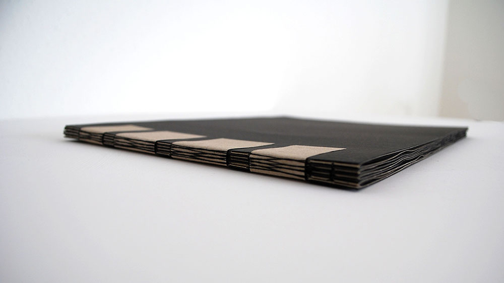 ARTIST BOOK OKAPI: BINDING