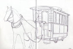SKETCH: CARRIAGE