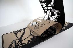 ARTIST BOOK OKAPI: CAMOUFLAGE