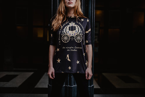 "Camiseta Carroza ""La Pantera Lola"""