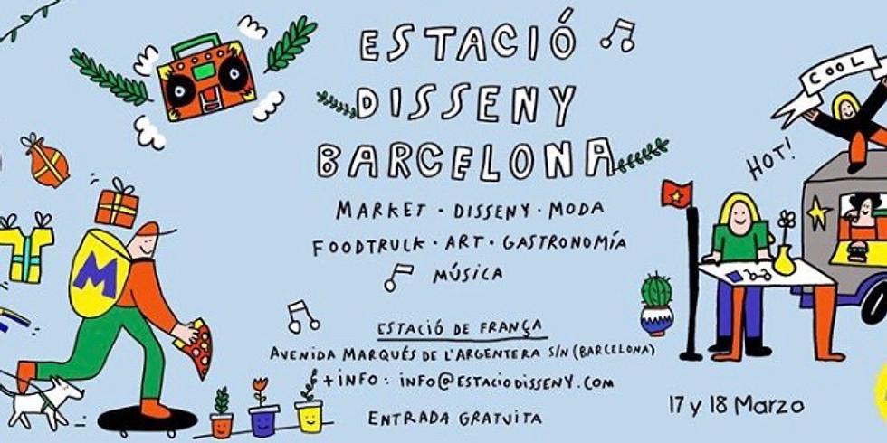 ESTACIÓ DISSENY BARCELONA