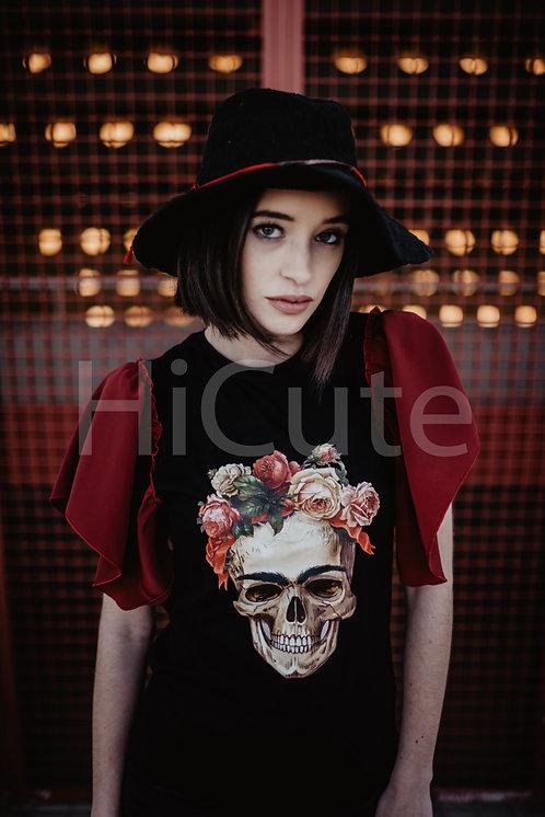 Camiseta SKULL Black