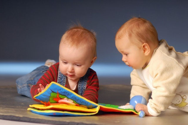 занятия для детей раннего возраста