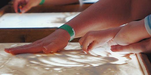 песочная терапия польза