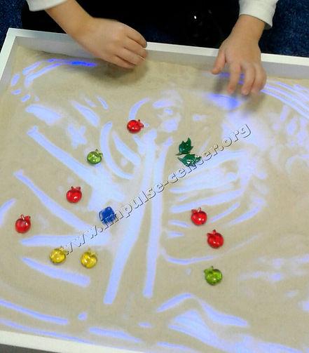 песочная терапия для детей занятия Реутов