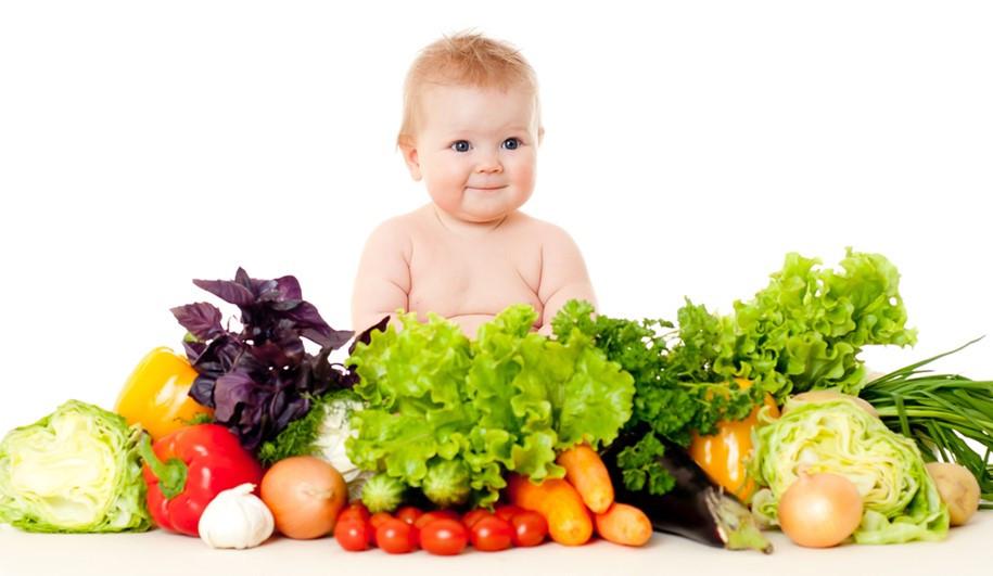 питание для детей норма