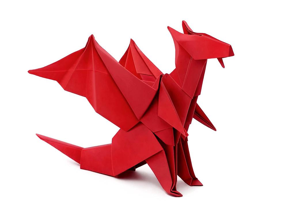 оригами польза