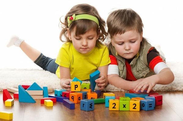 кубики зайцева занятия