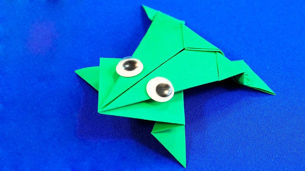 польза оригами для детей