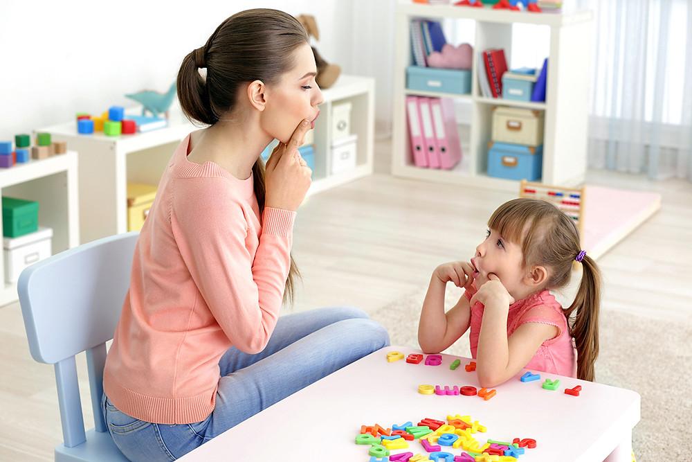 занятия по развитию речи в домашних условиях