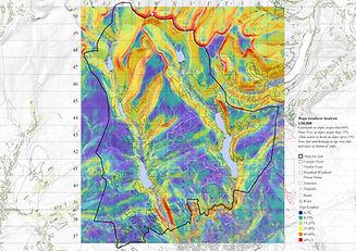brecon beacons site gradient analysis-01
