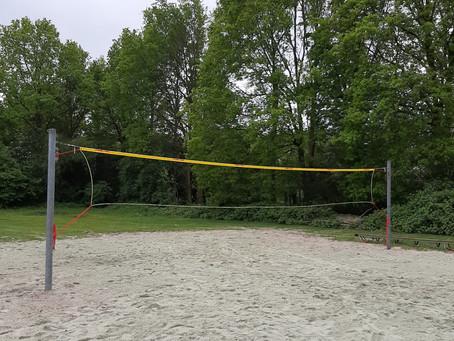 Het strand van Eexterveen is weer open