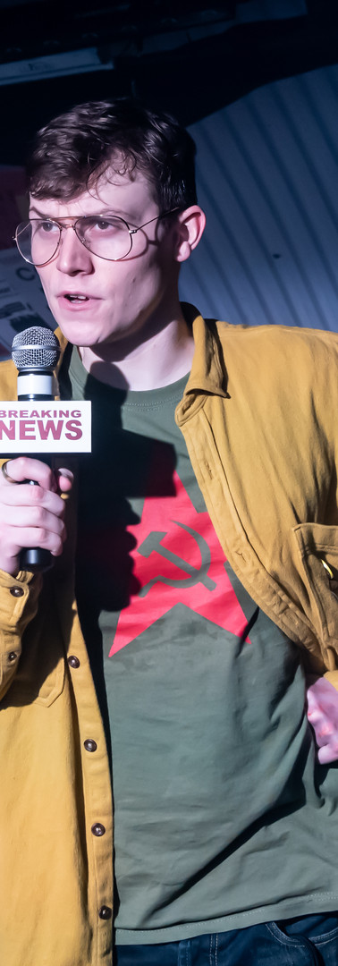 The Nobodies - Vault Festival 2020