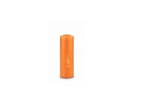 Pull Out/Refill Candle (Orange)