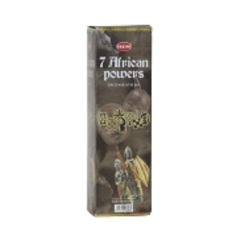 7 African Powers Incense