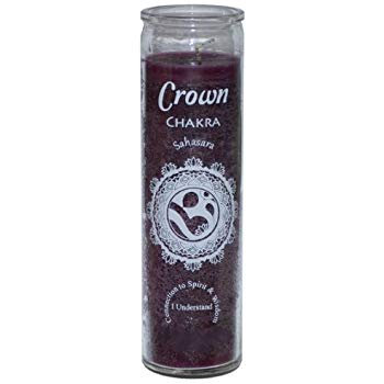 Crown Chakra Candle (7 day)