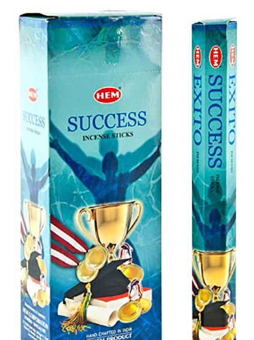 Success Incense (Hex box)
