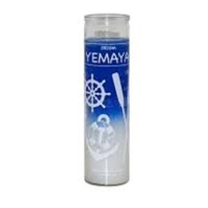 Yemaya Orisha Candle (7 day)