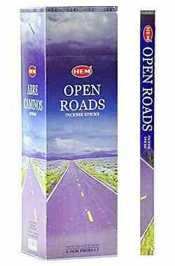 Open Roads Incense