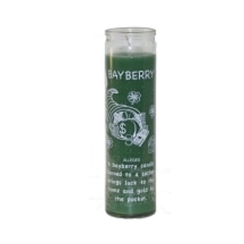 Bayberry 7 day candle (unscented)