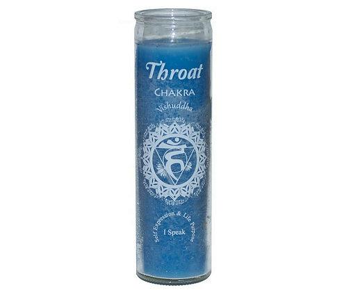Throat Chakra Candle (7 day)