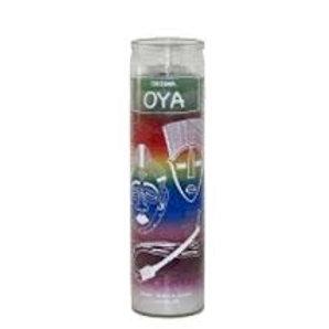 Oya Orisha Candle (7 day)