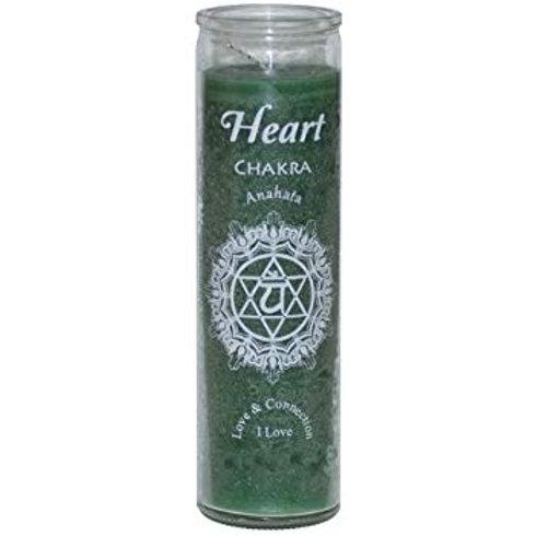 Heart Chakra Candle (7 day)