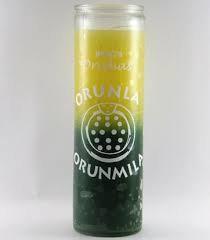 Orunla Orisha Candle (7 day)