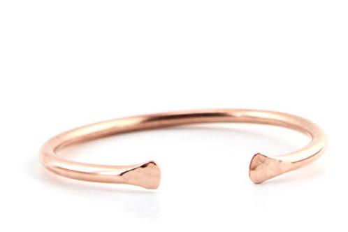 Copper Bangle (Single)