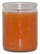 Orange Candle (50 hour)