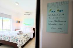 Master Bedroom La Casa Azul