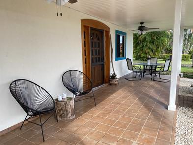 Entrance -Villa Serenidad