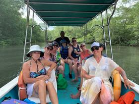 Boat Tours -Tortuga Island