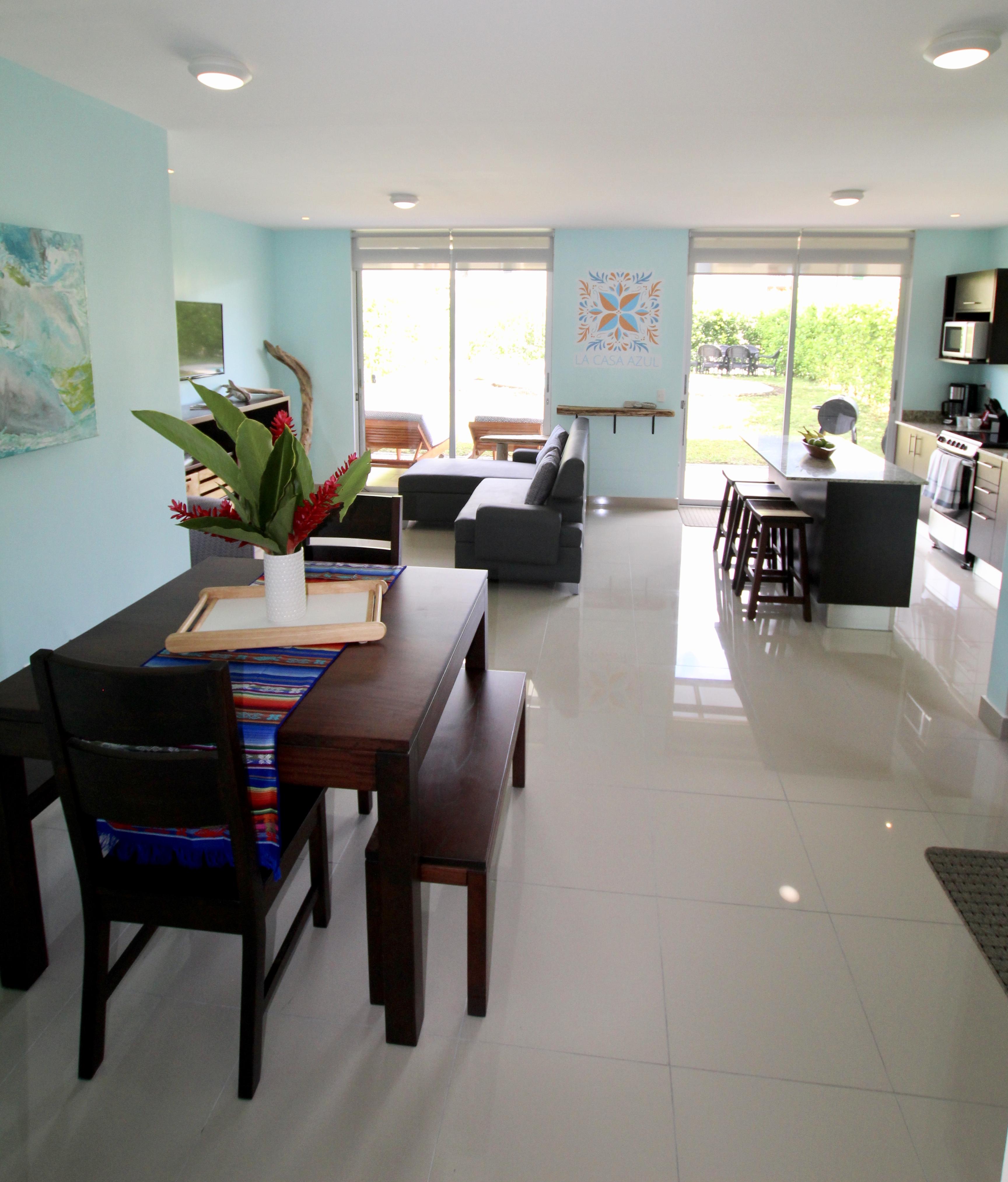 La Casa Azul Tambor Costa Rica