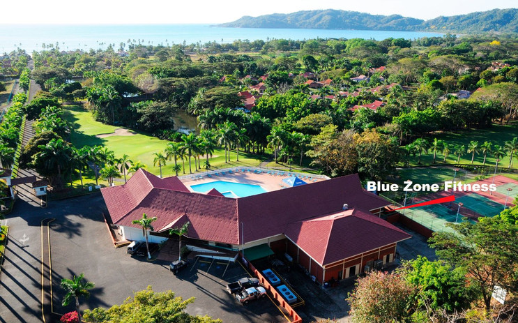 Blue Zone Fitness -Costa Rica