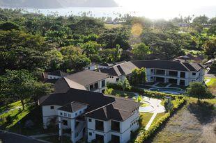 Different Homes In Los Delfines Golf Community of Costa Rica.