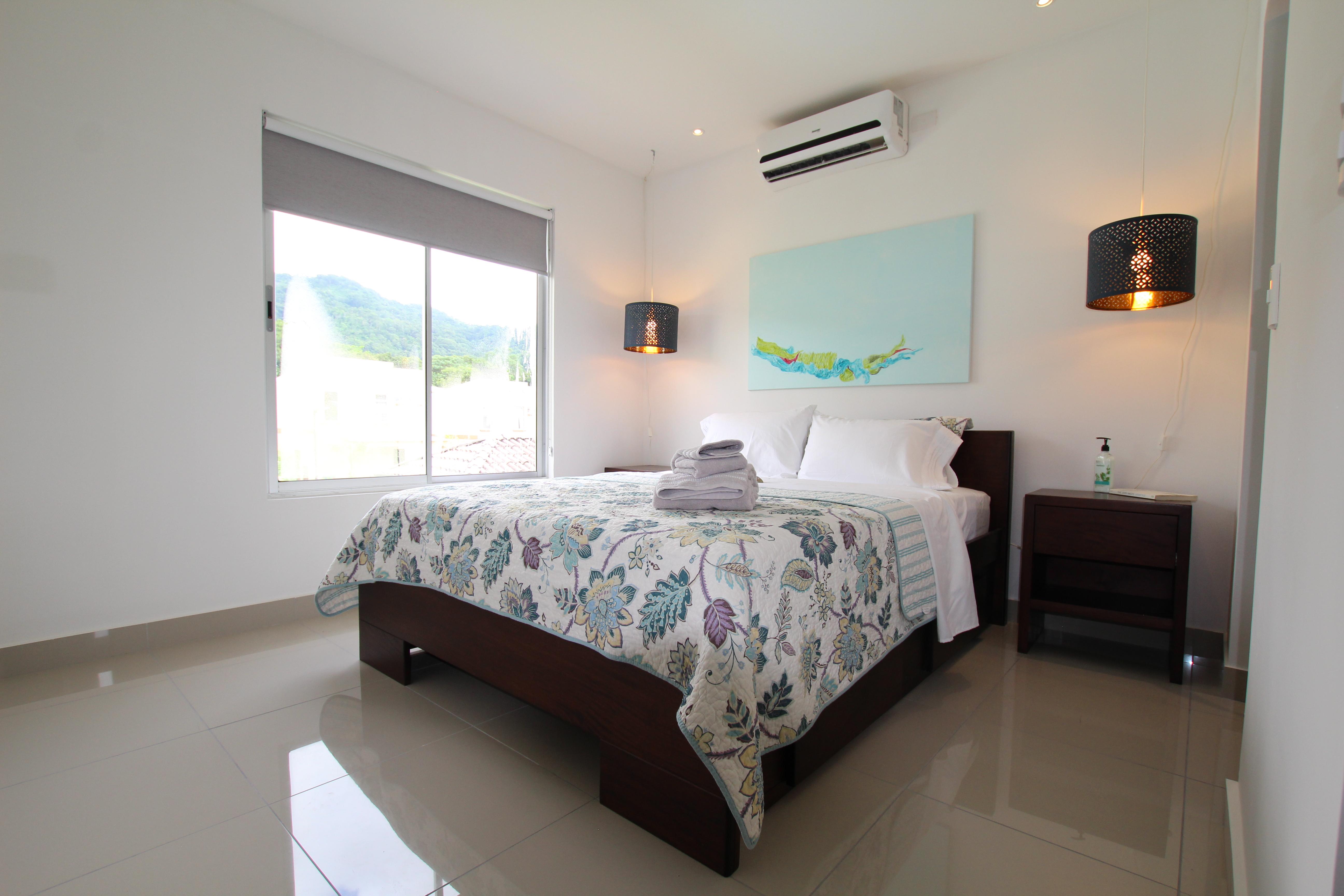 Master Bedroom -La Casa Azul